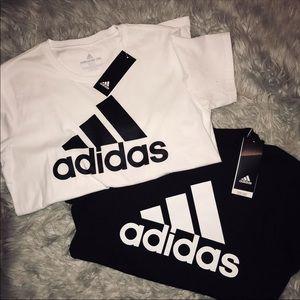 🔴12HR SALE🔴 NWT Adidas Tee